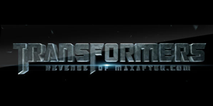 Transformers Movie Title Effect