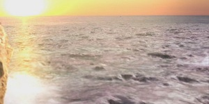 Oceanic water in Cinema 4D