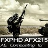 AFX215 - AE Compositing for PROJECT ARBITER