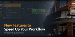 New Features in NUKE 6.3v1 and NUKEX 6.3v1