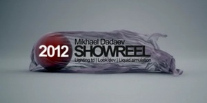 CG Showreel 2012 (Lighting and Liquid Simulation)