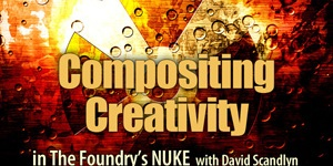 Compositing in NUKE by Dave Scandlyn