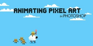 Animating Pixel Art in Photoshop