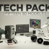 The Pixel Lab – Tech Pack