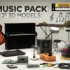 The Pixel Lab – Music Pack
