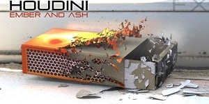 Houdini Embers And Ash