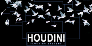 Houdini Flocking Systems