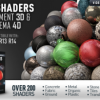 Pro Shaders for Cinema 4D