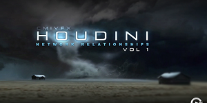 Houdini Network Relationships Volume 1