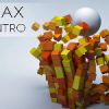 ���������� � Pflow mParticles � 3DS Max