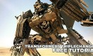 Transformers triplechanger tutorial