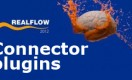 RealFlow 2012 Connector Plugins