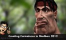 Creating Caricatures in Mudbox 2012