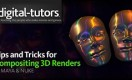 10 Tips and Tricks for Compositing 3D Renders in Maya and NUKE