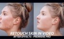 #6 RETOUCH SKIN IN VIDEO - PORTRAITURE TUTORIAL (S E R E B R Y Λ K O V)