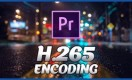 H.265 ENCODING - PREMIERE PRO TUTORIAL