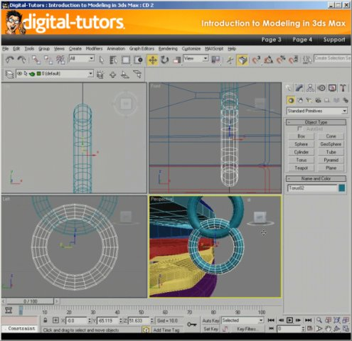 Introduction to Modeling in 3ds Max