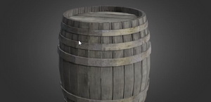 Creating a Wooden Barrel