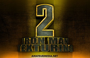 Iron Man 2 texturing titles