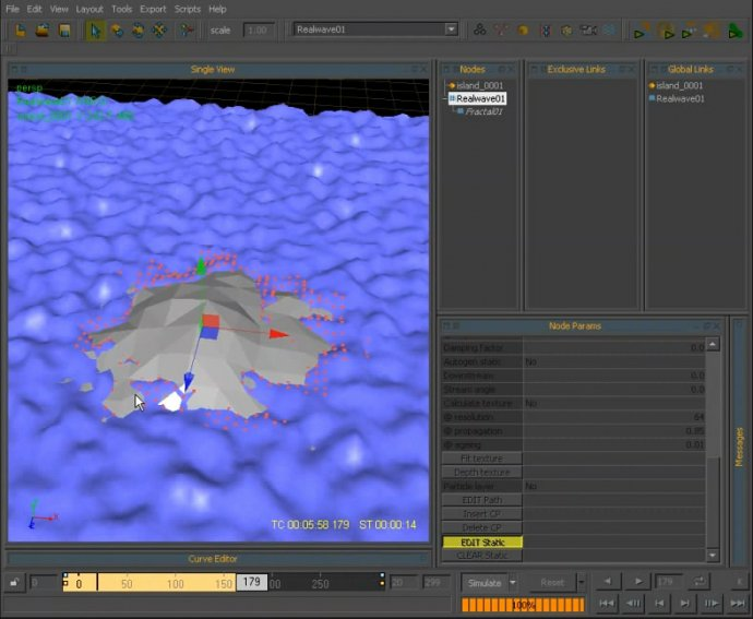Fundamentals of RealWave in RealFlow