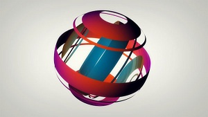 Making a globe radio-wave animation in After Effects AND Cinema 4D