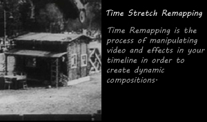 Time Stretch Remapping