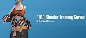 2010 Blender Training Series