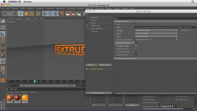 CINEMA 4D R12 Essential Training