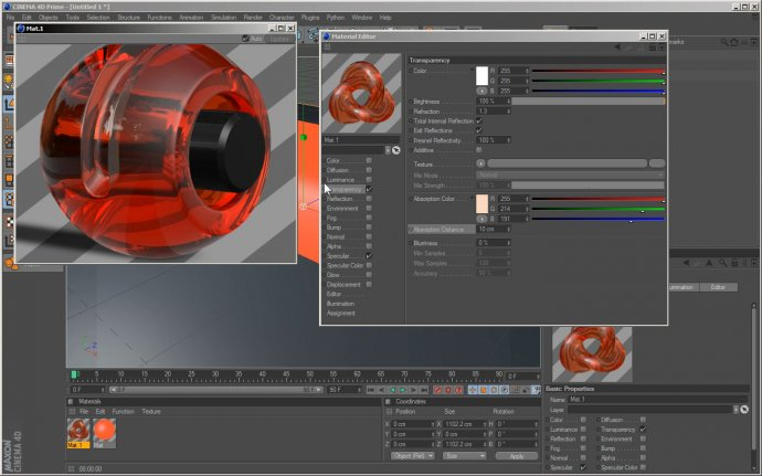 Introduction to R12 DVD Training for CINEMA 4D R12