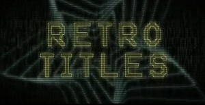Make An Awesome Retro Video Game Title