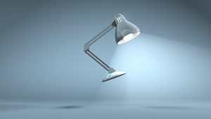 Create a Jumping Lamp Animation in Cinema 4D