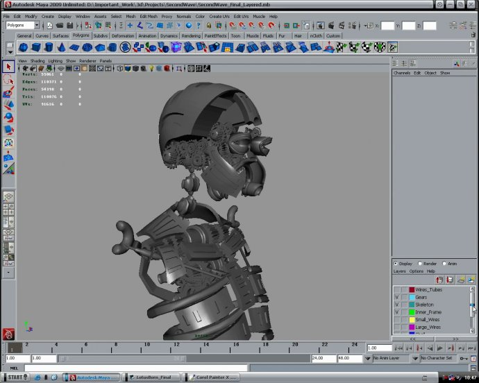 Maya Video Tutorial