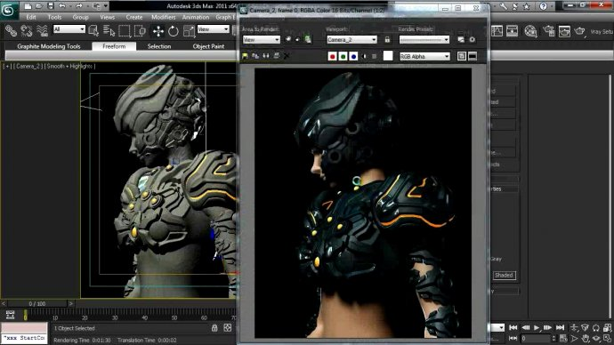 Digital Tutors – Creative Development: Artistic Character Modeling in 3ds Max [2011, ENG]