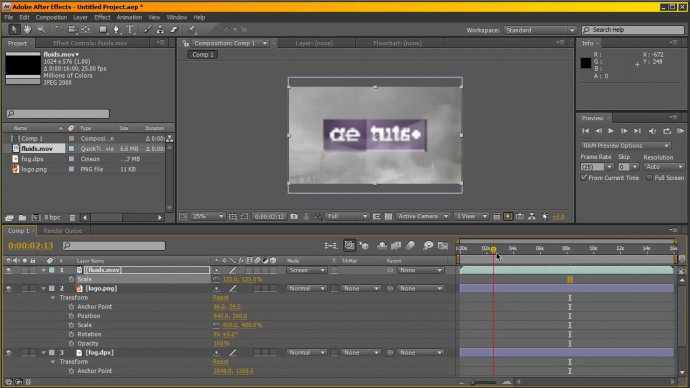 After Effects vs. Nuke