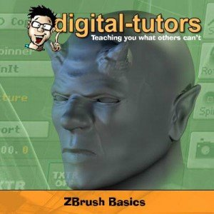Digital Tutors - Zbrush Basic