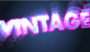 Design an Awesome 80's Inspired Title Animation