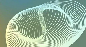 Elegant Concentric Rings Animation