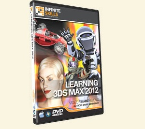 Infinite skills Learning - 3ds Max 2012