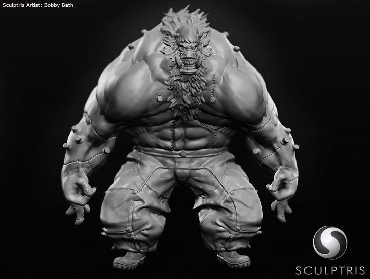 Pixologic Sculptris Alpha 6