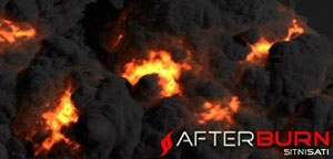AfterBurn 4.0 [for 3D Max 20102012]
