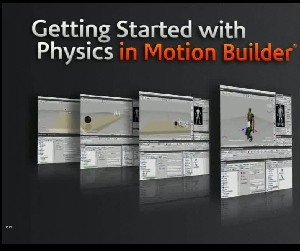 Introduction to Physics in MotionBuilder