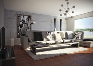 C4D VRAY INTERIORS - FROM THE GROUND UP