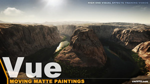 Vue Moving Matte Paintings