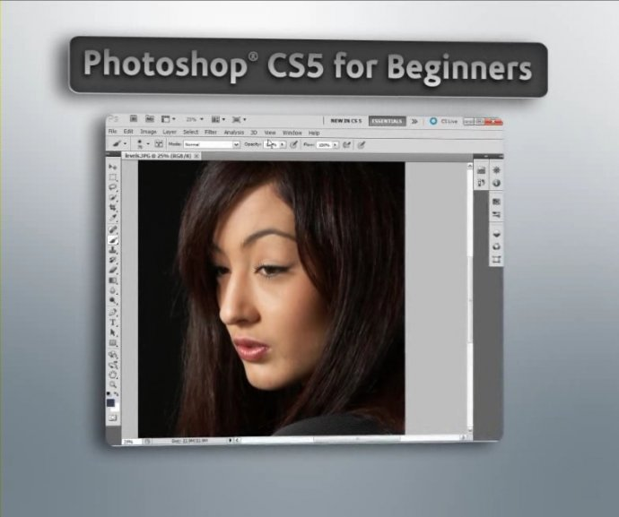 Photoshop CS5 for Beginners