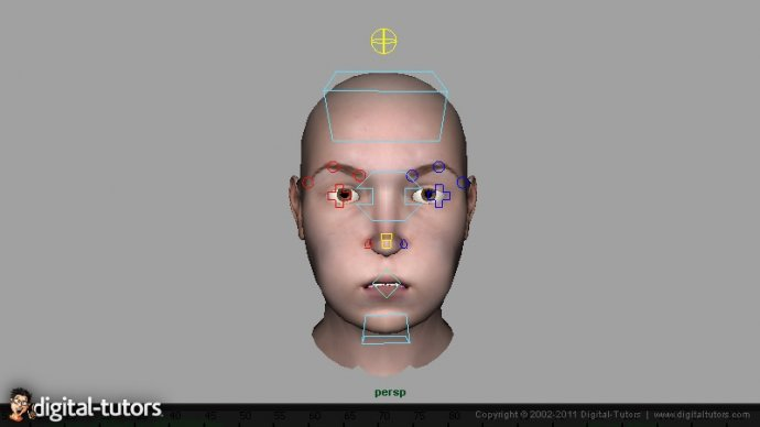 Digital Tutors - Facial Animation in Maya [2011, ENG]