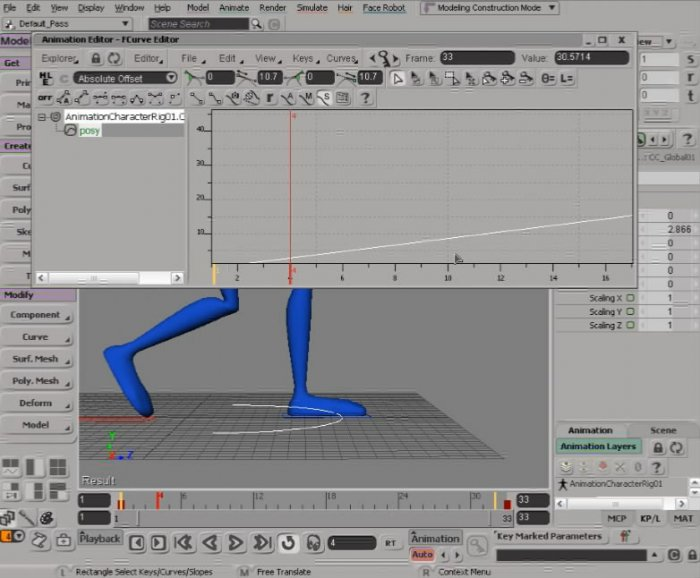 �������� ����� ������ � Softimage