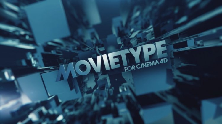 Motionworks - MovieType for Cinema 4D