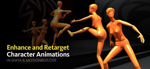 Maya to MotionBuilder Integration