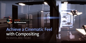 Creative Development: Guerrilla Compositing Tactics in Maya and NUKE with Ed Whetstone