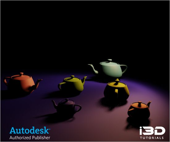 [I3D] Introduction to 3DS Max 2009